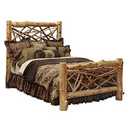 Fireside Lodge Furniture 10013-CK Traditional Cedar Hand Cra