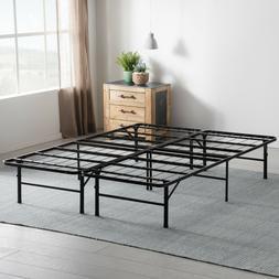 Brookside 14 Inch Folding Platform Bed Frame