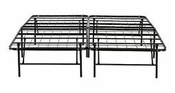 14 Inch Heavy Duty Steel Base Mattress Foundation Platform M