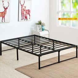 Vecelo 14 Inch Platform Bed Frame/Mattress Foundation/No No