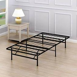 Simple Houseware 14-Inch Twin Size Mattress Foundation Platf