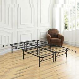 14 Platform Metal Bed Frame, Twin