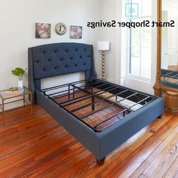 14 Platform Metal Bed Frame, King