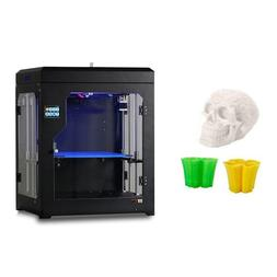 260x300x400MM Dual Extruder Touch Screen 3D Printer Auto-lev