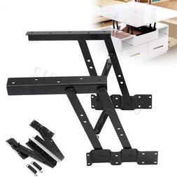 2x lift up angle coffee table sofa