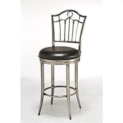 Hillsdale Furniture 5174-831 30 Portland Swivel Bar Stool