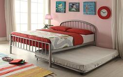 ACME Cailyn Silver Full Trundle