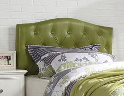 Acme Furniture 39126 Viola Headboard Only, Twin, Green