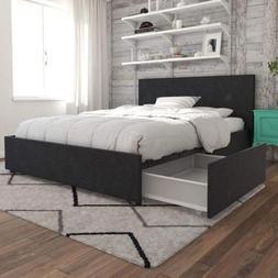 4296439n kelly bed with storage queen dark
