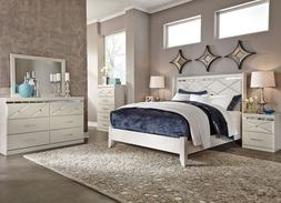 Ashley Furniture B351 Dreamur - Modern Queen or King Panel B