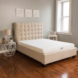 Cool Gel Memory Foam 6 Inch Mattress Funiture Topper Bed Top