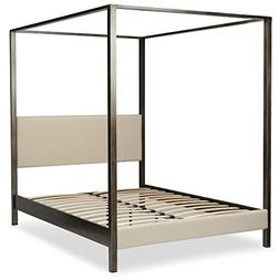 Fashion Bed Group Avalon Complete Metal Canopy Platform Bed