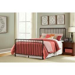 Hillsdale Brandi Full Bed Set , Oiled Bronze - 2099BFR