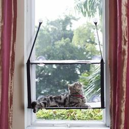 L.S 2018 Cat Window Perch Hammock Cat Bed Kitty Sunny Seat W