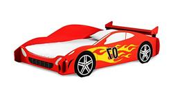 Legaré Kids Furniture Race Car Series Collection, No Tools