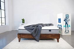 Lull King Mattress, 3 Layers of Premium Memory Foam Provide