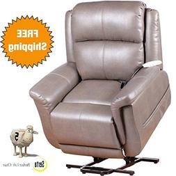 Serta Perfect Lift Chair: This Wall Hugger Recliner-Plush Co