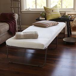 Zinus Weekender Elite Folding Guest Bed with Bonus Storage B