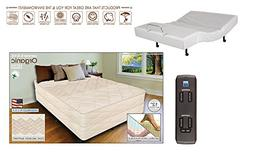 Adjustable Wireless Remote Bed Frame Base Zero Gravity and D
