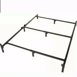 Amazon Basics 9-Leg Support Metal Bed Frame - Support for Bo
