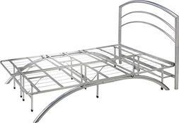 Flex Form Arched Platform Bed Frame / Metal Mattress Foundat