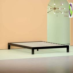 Zinus Arnav Modern Studio 10 Inch Platform 2000 Metal Bed Fr