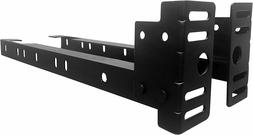 Bed Frame Footboard Extension Brackets Set Attachment Kit Un