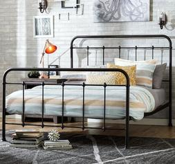 Bed Frame for Queen Size Beds Iron Bed Frames Metal Headboar