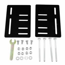 Bed Frame Headboard Bracket Modification Modi-Plate Set of 2