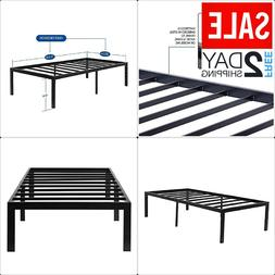 bed frame heavy duty steel slat 18