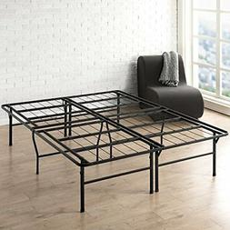 Best Price Mattress Twin XL Bed Frame - 18 Inch Metal Platfo