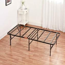 Steel Platform BED FRAME Twin XL Size Metal Foldable High Pr