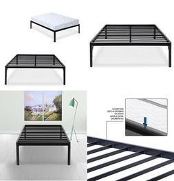 Bed Frame Platform Size King Queen Twin Storage Under Bed Ta