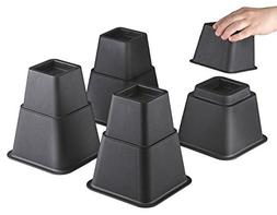 Bedtime Sleeper Bed Risers or Furniture Riser in Heights of