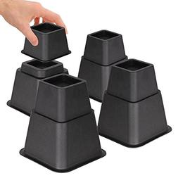 DuraCasa Bed Risers - Raises Your Bed or Furniture To Create