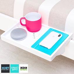 BedShelfie The Original Bedside Shelf - 9 Colors / 2 Sizes -