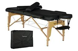 BestMassage Professional Series Portable Massage Table w/2 H