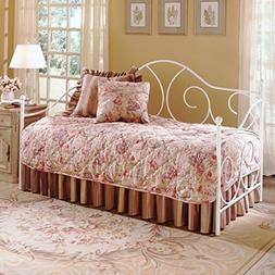 Fashion Bed Group Caroline Complete Metal Daybed with Link S