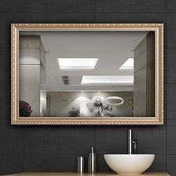 christmas deal rectangular bathroom mirror