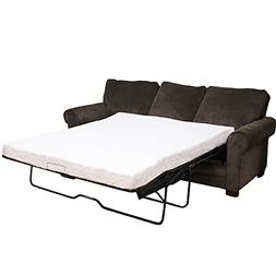 Classic Brands Cool Gel Memory Foam Replacement Sofa Bed 4.5