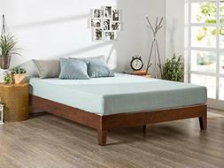 Zinus 12 Inch Deluxe Wood Platform Bed/No Boxspring Needed/W