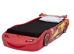 Disney Pixar Cars Twin Bed with Lights