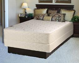 Comfort Rest Gentle Firm Innerspring Queen Size Mattress wit