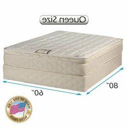 dream world innerspring medium soft queen mattress