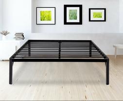 SLEEPLACE Dura Metal Steel Slate Bed Frame - S3000 Twin,Full