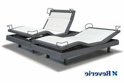 Dynasty Mattress Reverie 8Q Adjustable Bed Frame Power Found