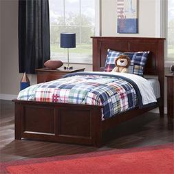 Atlantic Furniture Eco-friendly Twin XL Bed