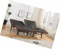 Home Life Electric Adjustable Platform Bed Frame Insert with