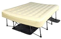 Ivation EZ-Bed  Air Mattress With Frame & Rolling Case