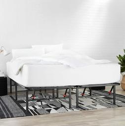 "AmazonBasics Foldable, 14"" Metal Platform Bed Frame Twin XL"